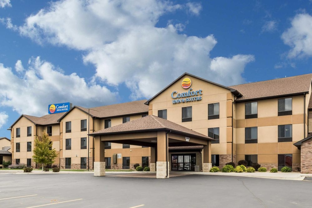 Comfort Inn Suites, Mitchell SD